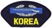 10cm Embroidered Millitary Large Patch CIB Korea