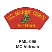 10cm Embroidered Millitary Large Patch MC Vetrean