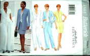 Butterick Sewing Pattern 4503 Misses' Jacket, Top, Skirt & Pants, Size 6 8 10