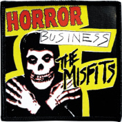 Application Misfits Horror Club Patch