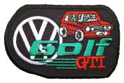 VW Volkswagen Rabbit Golf GTI MK1 Club Logo Shirts CV13 Patches