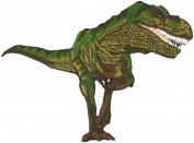Tyrannosaurus Rex Embroidered Patch 12cm X 9cm