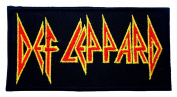 Def Leppard Band t Shirts Logo MD06 Iron on Patches