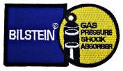 BILSTEIN Shocks Absorbers Suspension Motorsport Logo PB05 Patches
