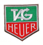 TAG Heuer formula 1 one F1 Logo PT02 Iron on Patches