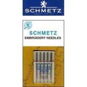 Schmetz Embroidery Needles - Size 75/11
