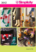 Simplicity Sewing Pattern 3642 Crafts, One Size