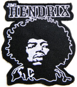 JIMI HENDRIX Music Brand Logo Jacket T shirt Patch Sew Iron on Embroidered Badge Sign Cloth