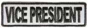 Vice President Patch 8.9cm Reflective