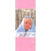 5.1cm Satin Blanket Binding Pink