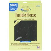 Pellon Fusible Fleece, 60cm x 90cm , Black