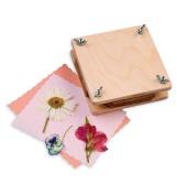 Cypress Wood Flower Press
