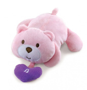 Kids Preferred Pink Bear Musical Pull Down Toy