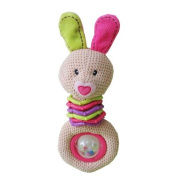 Kidiway Ring and Ball Rattle, Rabbit