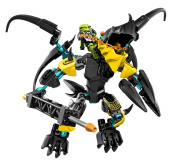 LEGO Hero Factory 44020 FLYER Beast vs. BREEZ