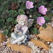 Miniature Fairy Garden Fairy Affection