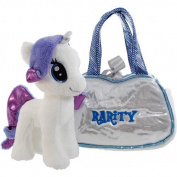 Aurora World My Little Pony Rarity Cutie Mark Carrier