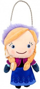 Disney Frozen Exclusive Plush Purse Anna