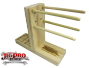 Multi-Monkey Pro Paracord Jig Stand Tool ~ Make Monkey Fists From 1.6cm Thru 5.7cm