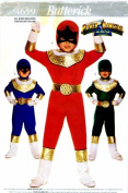Butterick 4659 Sewing Pattern Power Ranger Costumes Size 4 - 14