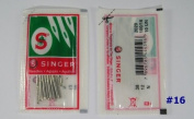 1 Pack of 10 Singer Home Sewing Machine Needles size 2020 100/16 Craft DIY