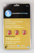 (3) pack needles for ITVS-750