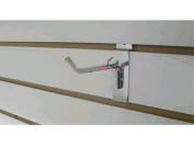 RK-SW4C Slatwall Accessories 10cm Hook /50 units