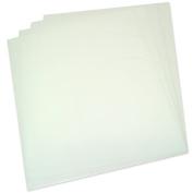 50 Sheets 100micron WaterProof Inkjet Transparency Film A3 28cm x 43cm