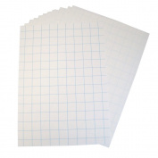 20 Sheets A4 Dark Fabric Inkjet Heat Transfer Paper 8.25x11.75