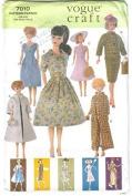 Vogue Craft 7010 Doll Pattern