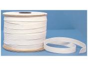 Conrad Jarvis Designer's Choice Elastic Flat Braid Reel White 1/2x 60 yd 60 Yards