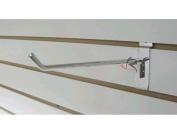 RK-SW8C Slatwall Accessories 20cm Chrome Metal Hook /50 units