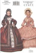 Vogue Craft 7352 Doll Pattern