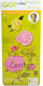 Michelle's Go! Accuquilt Licenced Fabric Cutting Die, Coming Up Roses 55150