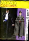 Mccall's Costumes Sewing Pattern M4550 SZ