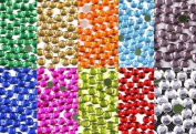 New Threadsrus 14440 - 3mm 10ss Hot Fix Rhinestone Crystals - All 10 Colours
