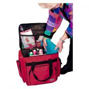 Tutto Orange Serger or Accessory Bag