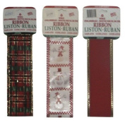 Holiday Trims Traditional Wired Ribbon