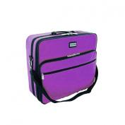 Tutto Purple 48cm Embroidery Project Bag