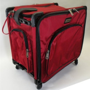 Tutto 50cm Red Serger Bag on Wheels
