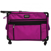 Tutto 50cm Medium Sewing Machine Bag on Wheels in Pink