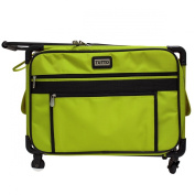 Tutto 50cm Medium Sewing Machine Bag on Wheels in Lime