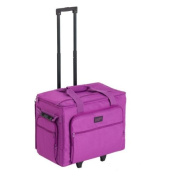 Creative Notions XL Sewing Machine Trolley in Purple