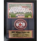Boston Red Sox Champions Patch Frame, 12X18-MLB