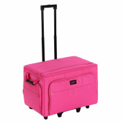 Creative Notions XXL Sewing Machine Trolley in Pink