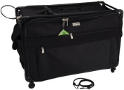 Tutto Machine On Wheels Case 60cm x 36cm X14-Black