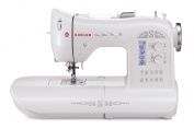 SINGER One Plus 221-Stitch Computerised Sewing Machine with LCD Screen and Instructional DVD