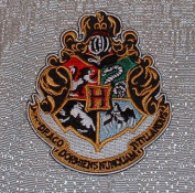 HARRY POTTER & The Order of the Phoenix Hogwarts PATCH