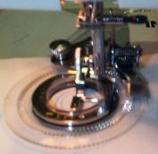 Flower Stitch Sewing Machine Attachment for Low Shank Machines