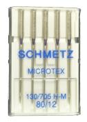 SCHMETZ Mircotex Sharp Sewing Needles